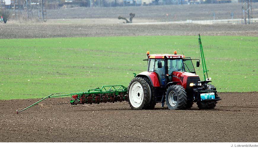 Bild - Modellering av vattenflöden och kvävebelastning från dränerad jordbruksmark på fältskala