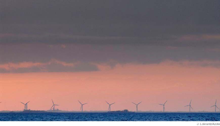 Bild - Medvind i uppförsbacke - En studie av den svenska vindkraftspolitiken