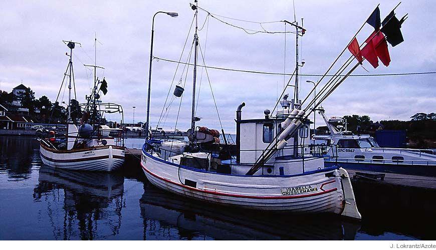 Bild - Operativt program för fiskerinäringen i Sverige 2007-2013