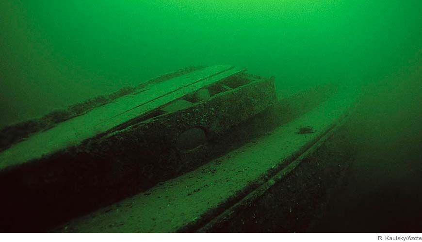 Bild - Stockholm från sjösidan: Marinarkeologiska fynd och miljöer