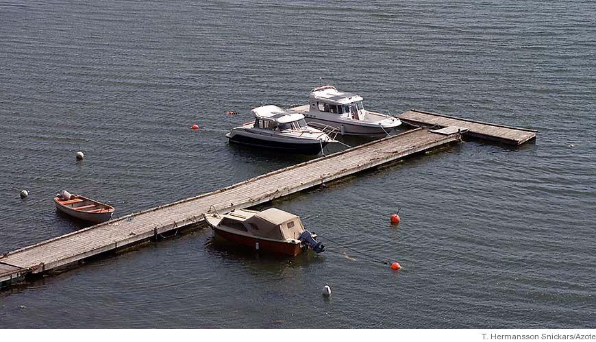 Bild - Grönt båtliv?