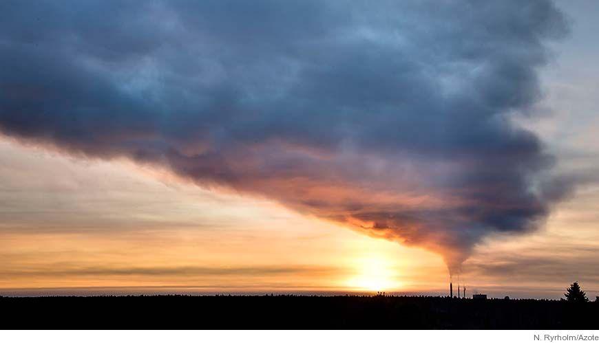 Bild Klimateffekter i Östersjön