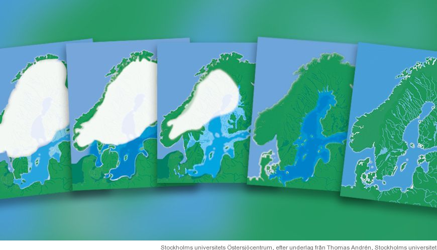 Snabb isbelaggning i bottenviken