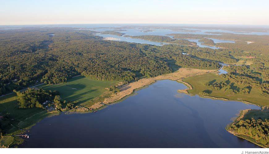 Bild - Fjärranalys av optiskt komplexa vatten: bedömning av vattenkvalitet med satellitdata
