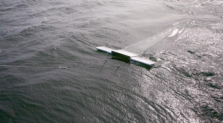 Bild - Kemiska föroreningar från plast som bryts ner i havet
